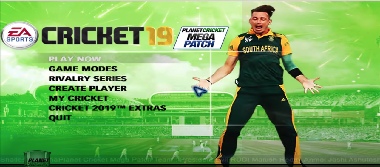 EA Sports Cricket 2019